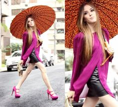 #Pink fashion