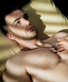 "Chris Evans for ""Gucci Guilty"""