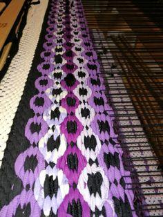 Elinan Erikoiset: Räsymattoja Rya Rug, Korn, Weaving, Blanket, Rugs, Crochet, How To Make, Diy, Home Decor