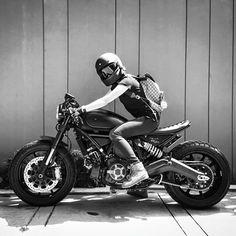 Ducati Scrambler - ZEUS Custom