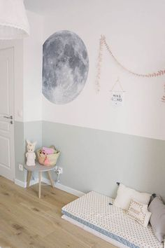 Outer Space Inspired Room //petitandsmall