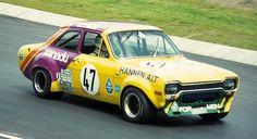 Nurburgring 1972 Ernst Berg/Crobtree Ford Escort RS 1600