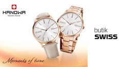 Przestaw się na letni czas i zainwestuj w zegarek, który kolorem dopasuje się do kolorów wiosny. Paski w odcieniach różu i błękitu skrócą oczekiwanie na lato. Spotkajmy się w butiku SWISS.