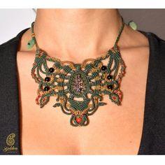 Wie gefällt euch diese wunderbare handgefertigte collier?!! Eure Meinung ist uns sehr wichtig  @goldenjewellery.de #goldschmuck #goldenjewelleryonlineshop #juwelier #jewelry #jewelrygram #modeschmuck  #mode  #fashionjewelry
