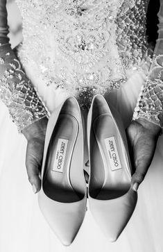 Vogue-Inspired Fairytale Italian Wedding on Karas Party Ideas | KarasPartyIdeas.com (21)
