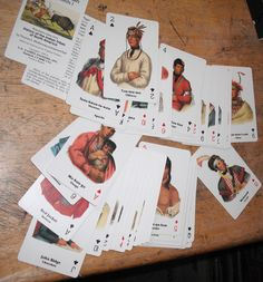 Native American Playing Cards I: Us Games System: 9780880791397: Amazon.com: Books