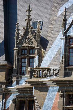 #Finistere #Bretagne et...: Zigzags pour le #chateau de #Trevarez (7 photos) © Paul Kerrien  http://toilapol.net