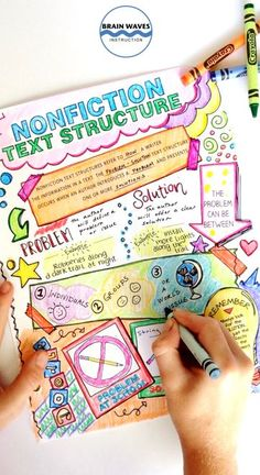 Instantly engage students as they learn all about the Problem-Solution Nonfiction Text Structure!  First, they'll complete super fun doodle notes.  Then, they'll showcase their learning with 6 activities!  Everything you need to help students learn about this text structure and have fun while they're doing it!
