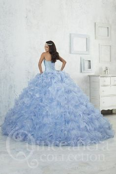 Quinceanera Collection 26847 Ballgown Formal Dress – Anna Grace Formals
