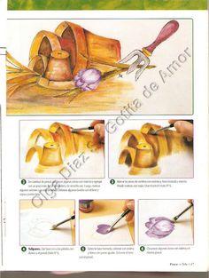 aprendiendo a pintar en tela No.14 2005 - Antonella - Álbuns da web do Picasa
