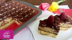 Your share text Tiramisu, Paleo Dessert, Low Sugar, Crackers, Low Carb Recipes, Waffles, Recipies, Sweets, Snacks