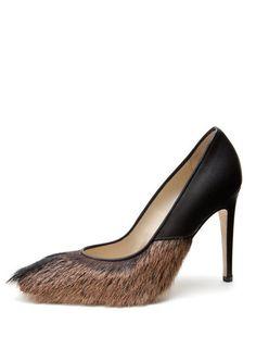 Max Kibardin - animalistic shoes