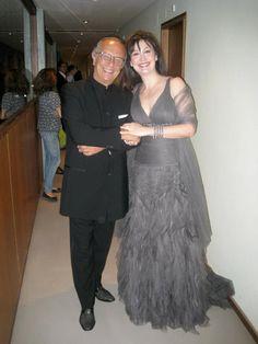 María José Montiel with Leo Nucci Mezzo Soprano, Maria Jose, Leo, Opera, Songs, World, Singers, Opera House, Lion