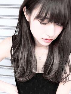 グラデーションカラー青山ブリーチ学生高校生☆81