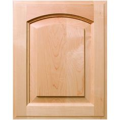 Custom Patriot Arch Style Raised Panel Cabinet Door | Rockler Woodworking and Hardware