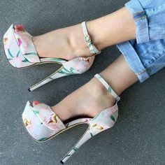 color your spring !!!!! #fashion #shoes #top #style