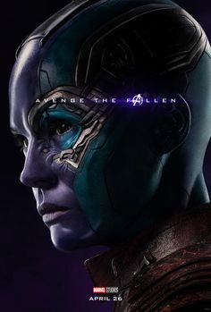 Check out the character poster for Nebula! Avenge the fallen! Marvel Studios' AVENGERS: ENDGAME releases in U. theaters on April The Avengers, Avengers Movies, Marvel Characters, Female Avengers, Marvel Comics, Marvel Fan, Marvel Heroes, Captain Marvel, Poster Marvel