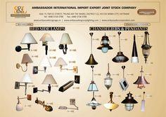Copper Light Fixture, Copper Lighting, Copper Accessories, Exterior Lighting, Wall Sconces, Vietnam, Lamps, Bronze, Ceiling Lights