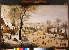 Brueghel, Pieter II ; Herbert, Christian-Franck[collection-verzameling] ; inconnue - onbekend