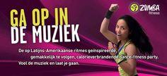 Zumba fitness in Ravelingen te Oostende