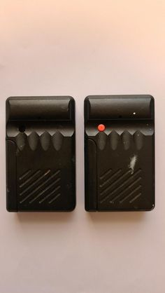 Garage Door Remote Control, Light Up, Button, Buttons, Knot