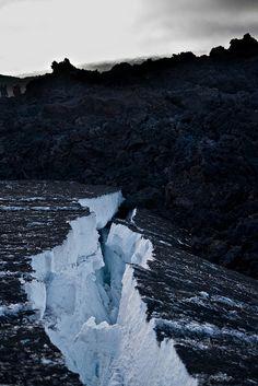 — Fimmvörðuháls eruption (Iceland)
