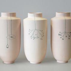 Elke van den Berg vase