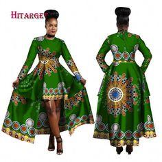 Clothes Dresses For Women - African Dashiki Batik Long Dress (Custom) Latest African Styles, Latest African Fashion Dresses, African Print Dresses, African Dresses For Women, African Attire, African Clothes, African Outfits, African Prints, African American Fashion