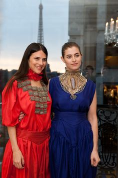 Winners of the 2011 Dorchester Collection Fashion Prize  Aandra Neen   DCFashionPrize Dorchester Collection b18a593a96f2
