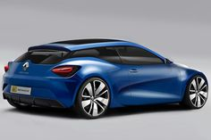 #renault #megane concept #french #cars
