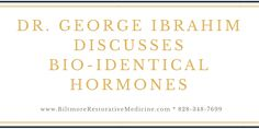 George Ibrahim answers patients questions about Bio-Identical Hormone Pellets. Bioidentical Hormones, Hormone Replacement Therapy, Beauty Skin, Health Tips, Medicine, This Or That Questions, Nails, Natural, Women