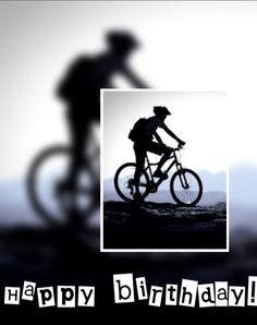 Happy Bday mountainbiker...