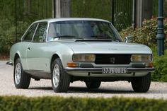 Peugeot 504 Coupé French Classic, Classic Cars, Peugeot 504, Peugeot France, Cabriolet, Motorhome, Cars And Motorcycles, Dream Cars, Automobile