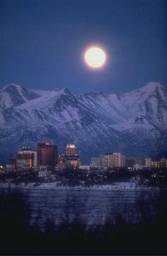 Ahhh, Anchorage....