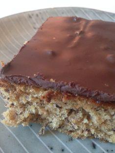 Danish Dessert, Danish Food, Yummy Treats, Sweet Treats, Yummy Food, Sweets Cake, Cupcake Cakes, Baking Recipes, Cake Recipes