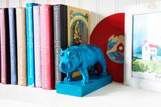 DIY Animal Bookend | 20 Easy Yet Amazingly Beautiful DIY Projects For Girls