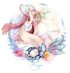 Milotic -- a Pokemon I have never had, but always wanted