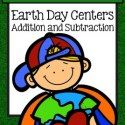 Earth Day Addition and Subtraction Center Games #TpT $paid