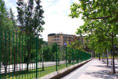 Parco urbano dell'Irno - DegustArte #Salerno #fiera #artigianato