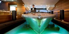luxury yacht butler