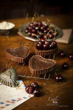 Chocolate Tarts   Little Box Brownie