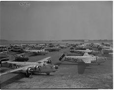 "War Weary"" Bombers, Willow Run, June 1943"