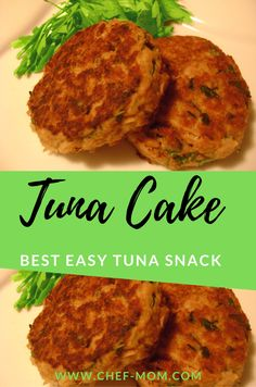Easy healthy tuna cake and Best easy tuna snack or side meal for your diet it's healthy way to eat tuna recipes easy recipes easy recipes easy recipes easy easy appetizers easy on a budget Healthy Tuna, Healthy Salmon Recipes, Tuna Recipes, Healthy Pizza, Seafood Recipes, Healthy Eating, Pasta Recipes, Crockpot Recipes, Tuna Cakes Easy