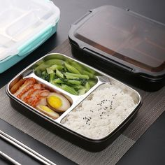 Women /& Men Pink, Layer-3 Freeship Deals Thermal Lunch Box stainless Steel Leak proof Portable Container Box