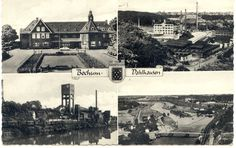 Bochum Dahlhausen Historische Postkarte