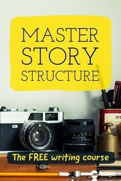 This quick course really improved my writing skills. A lot of good material here about telling a story, how to make a plot that actually works.