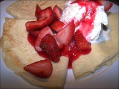 Rice Flour Crepes. Photo by **Jubes**