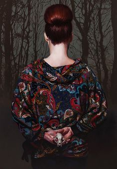 Hauntingnew paintings by Swedish artist Markus Åkesson (clickherefor previous feature). More images below.       Markus Åkesson's Website