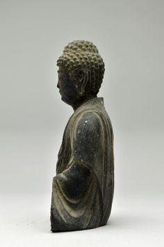 木彫阿弥陀如来坐像 - 古美術 三坂堂 web shop