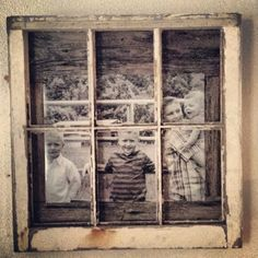 Barnwood Photo frame